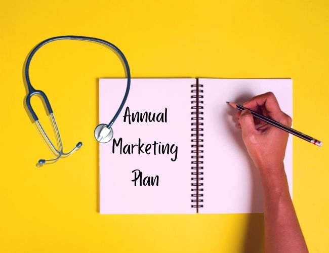 Annual Marketing Plan for Medical Practices